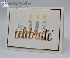 Stampin' Up! Amazing You Birthday – Stamp With Amy K
