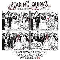 Reading Quirks (#04 — #07) – Medium