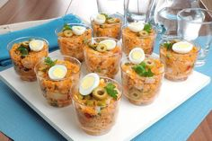 Tasteful Healthy Lunch Ideas with High Nutrition for Beloved Family Brunch, Appetizer Recipes, Appetizers, Good Food, Yummy Food, Salty Foods, Cooking Recipes, Healthy Recipes, Finger Foods