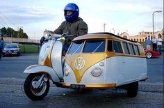 Lambretta : VW sidecar | Sumally (サマリー)