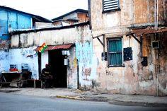 Kingston, Jamaica. Peep The Visuals