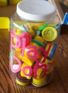 Play Doh Gift