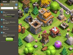 Clash of Clans : une cash machine du social mobile [fromFinland]   http://www.tapahont.info/2012/12/clash-of-clans-une-cash-machine-du-social-mobile-fromfinland/