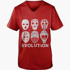 #HOCKEY Goalie Mask Evolution Girl Boy Dad Mom Man Men Woman Women Lady Coach Player, Order HERE ==> https://www.sunfrog.com/Sports/112835190-394598637.html?8273, Please tag & share with your friends who would love it, #renegadelife #superbowl #jeepsafari  #hockey lovers sports, hockey lovers red wing, hockey lovers boys  #family #science #nature #sports #tattoos #technology #travel