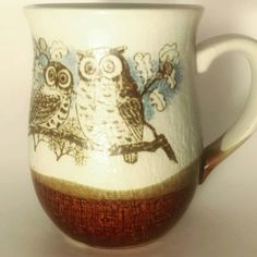 Two owled coffee cup by TheHootOwls on Etsy