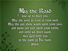 307 Best Irish Blessings Sayings Quotes Images Irish Blessing