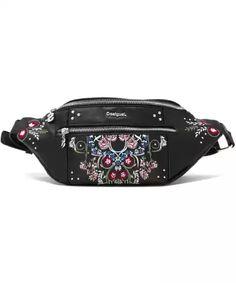 Desigual ledvinka Eden Varese Fanny Pack, Bags, Fashion, Hip Bag, Handbags, Moda, Fashion Styles, Waist Pouch, Fashion Illustrations
