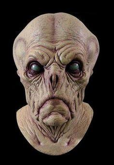 alien probe mask - Alien Halloween Masks