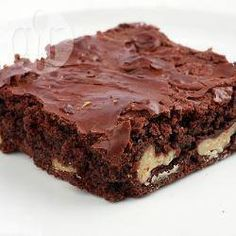 Gluten free nutty surprise brownies @ allrecipes.co.uk