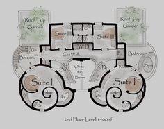 Castle Floor Plans | Castle House Plan Kinan