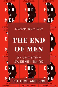 The End of Men hits close to home: it's an exciting, tragic, impossible-to-put-down, page-turner of a novel about humankind's fight against its own extinction. The End of Men is a deeply moving story of a deadly virus targeting the male population only, and how to carry on and rebuild when 90% of the men have died. Warning: this book will also make you want to hug your boyfriends/husbands/fathers/sons/brothers. Check out my review of The End of Men here! New Books, Books To Read, Books New Releases, Hits Close To Home, Page Turner, The End, Tell The Truth, Father And Son, Book Review