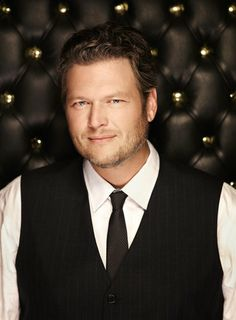 The Coaches of Season 6   The Voice   NBC Blake looking handsome