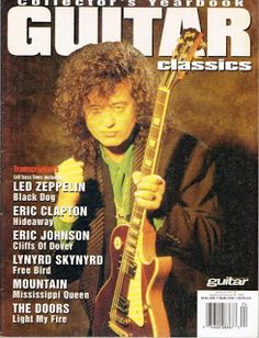 MAGE MUSIC: 1995 January Guitar Classics Collector's Yearbook