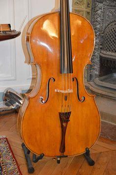Cello Azzola Aloizyus 1938 - Cello Collection in Paris