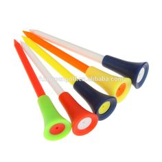 Check out this product on Alibaba.com App:2016 Bulk Plastic Rubber Golf Tees Manufacturer Cheap Colorful Tee https://m.alibaba.com/iYBfuy