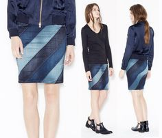 Closed Does Striped Patchwork | Denimology