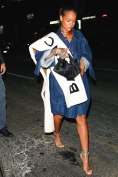 TheBahamianPrincess♚ June 11: Rihanna arriving at The Nice Guy nightclub in WeHo.