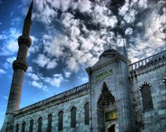 Μπλε Τζαμι......Blue Mosque.