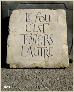 letters in steen Els Van Thournout