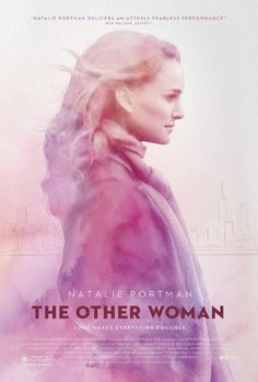 This movie TOTALLY made me thing about things and I've decided, I REALLY don't like THE OTHER WOMAN, even if she is Natalie Portman. OH AND THE EX-WIFE WAS TOTALLY OBNOXIOUS!  Moral of this story, don't cheat on your wife and leave her for another woman and EVERYONE WINS (ESPECIALLY THE KIDS:)