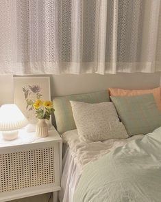 Room Design Bedroom, Room Ideas Bedroom, Bedroom Decor, Bedroom Inspo, Pastel Room, Pretty Bedroom, Minimalist Room, Aesthetic Room Decor, Cozy Room