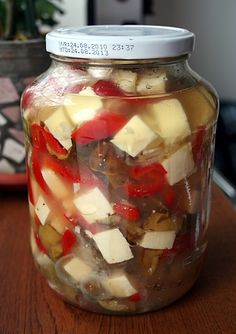 Kimchi, Fruit Salad, Pickles, Cucumber, Dips, Mason Jars, Food And Drink, Canning, Vegetables
