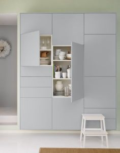 Important Update: We've got all the finalized details on the new IKEA kitchen! Click here for our new post filled with photos, prices and tons of info on sizes, finishes and features. I'm sure you've heard the not-so-secret rumor that IKEA is transitioning to a new line of kitchen cabinets in 2015 and it's all true - it's definitely happening and the new system, called SEKTION, is on its way and will be in US stores soon. I took a trip to IKEA's HQ and got the scoop on...