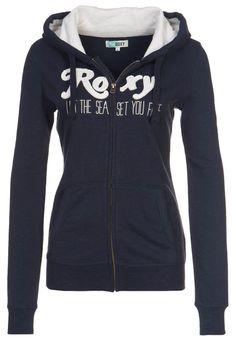 Sweat zippé Roxy CHICA bleu prix promo Zalando 75,00 € TTC