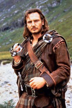 "Rob Roy - directed by Michael Caton-Jones... ""Honor is the gift a man gives himself."".... another all time favorite... it has one of the best sword fights in movie history..."