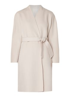 4b572d5344f9 The Fall Investment Wardrobe.  1 The Wool Coat. Here is a beautiful creme