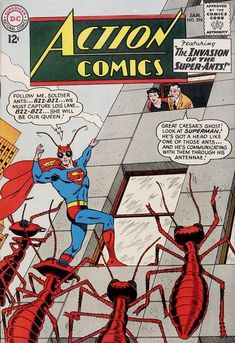 Action Comics #296 Jan. 1963 First Issue #1 - June 1938 Last #904 - October 2011