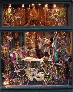 """Mardi Gras 2011 - """"Festerwart's King Cake"""""""