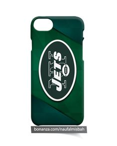 New York Jets Design #1 iPhone 5 5s 5c 6 6s 7 8 + Plus X Case Cover