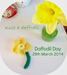 Knit Daffodil