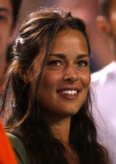 Ana Ivanovic (born November in Belgrade, SR Serbia, SFR Yugoslavia) is a former world no. Ana Ivanovic, Gorgeous Eyes, Beautiful Women, Beautiful People, Divas, Professional Tennis Players, Tennis Players Female, Celebrity Faces, Tennis Stars