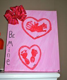 Valentine Art Project
