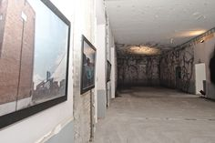 "Spy & Suso33 in ""Esto no es Graffiti"" Expo curated by Delimbo Gallery"