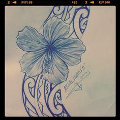 polynesian/tribal. Beauty.