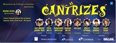 "Janeiro: ""As Cantrizes"" estreia no Centro Cultural dos Correios http://www.resenhando.com/2015/12/janeiro-as-cantrizes-estreia-no-centro.html #AsCantrizes #estreia #CentroCulturaldosCorreios #DhuMoraes #SandraPera #ZezéMotta #AlessandraMaestrini #CláudiaNetto #Gottsha #SorayaRavenle #SylviaMassari #LailaGarin"