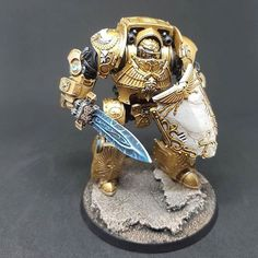 Image result for Custodes Heavy Dreadnought