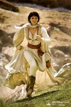 Prince of Persia: the sands of time Tamina, princess of Alamut costume played by Gemma Arterton Fantasy Magic, Fantasy Movies, High Fantasy, Medieval Fantasy, Fantasy Characters, Female Characters, Anime Art Fantasy, Larp, Orianna League Of Legends