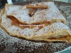 French Toast, Sweet Treats, Bread, Breakfast, Ethnic Recipes, Desserts, Food Ideas, Greece, Kuchen