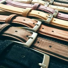 Our belts are manufactured with genuine leather #Branni1970 #Milano #MadeInItaly #belt #accessories