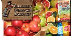 Hillbilly Produce Market - Organics :: Buy Local Produce, Fresh Produce, Organic Foods, Farmers Market, Charlotte, North Carolina