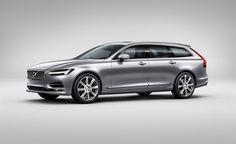 View 2017 Volvo V90: