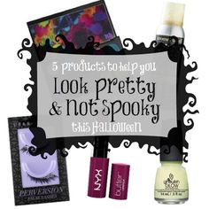 5 Products to Look Pretty, Not Spooky This Halloween | thegoodstuff