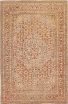 Antique Tabriz Persian Rug 43392 Main Image - By Nazmiyal  http://nazmiyalantiquerugs.com/antique-rugs/persian-rugs/antique-tabriz-persian-rug-43392/