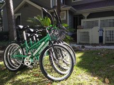 We're renting our bikes from Bon Bicycles on Hilton Head Island this summer.