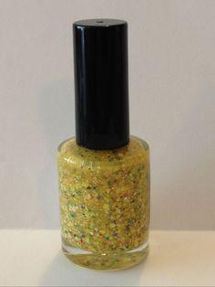 More polish, less speed- 10ml indie nail polish on Etsy, £6.50