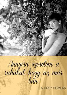 Jónő idézet -Takács Nóra-   NORIE www.facebook.com/hogyanlegyekjono Live Laugh Love, Audrey Hepburn, Filofax, Coco Chanel, Movie Posters, Movies, Facebook, Films, Film Poster